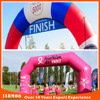 Bule Red Durable Inflatable Air Balloon Arch