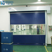 PVC Roller Shutter Door High Speed Door