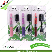 2017 High Quality ecig blister pack ego c4 kit, starter kits ego c4 electronic cigarette wholesale