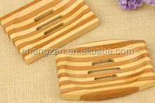 Factory Direct Bamboo Fight Soap Plate