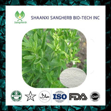 2017 New food grade HPLC 95% stevioside / stevia extract of CE and ISO9001 standard
