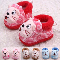 2016 Toddler Pre-Walking wide baby shoes With Anti-Slip Sole Wholesale