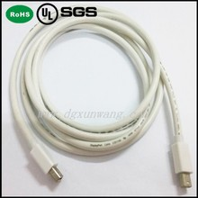 Mini Male DP Cat5e Cable