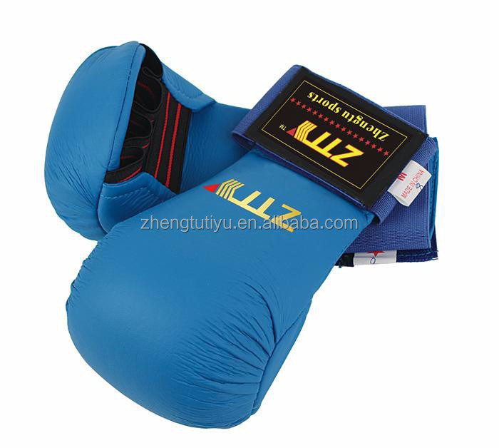 custom made Karate Sparring traning competition relaxation Gloves for Martial arts