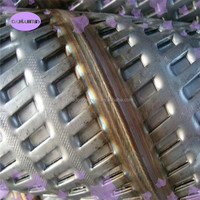 China manufacturing Sand control stainless steel mesh strainer