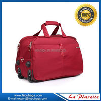 China wholesale wheeled Waterproof Travel Bag, sport use Duffle Travel Bag