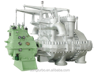 Condensing Steam Turbine ranging from 0.5MW to 50MW
