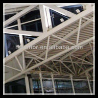 Swimming pool Steel Structure roofing
