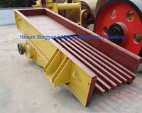ZSW 4911 vibrating feeder for mineral plant