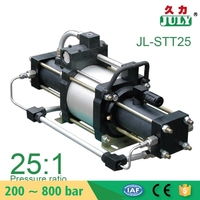 top selling JULU brand new products 11600 psi high pressure pneumatic booster pump