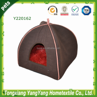 Simple design cat pop up tent