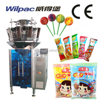 Factory Price Lollypop Stick Candy Full Automatic Weighing Packaging Machine