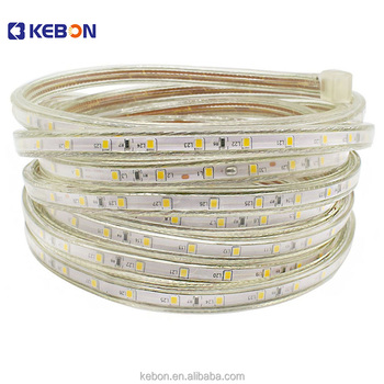 Hot Wholesale economic type 220V IP68 60LED SMD2835 LED strip light