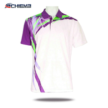 2017 Customized sublimation Dri-Fit New Design Printed Cricket Jerseys