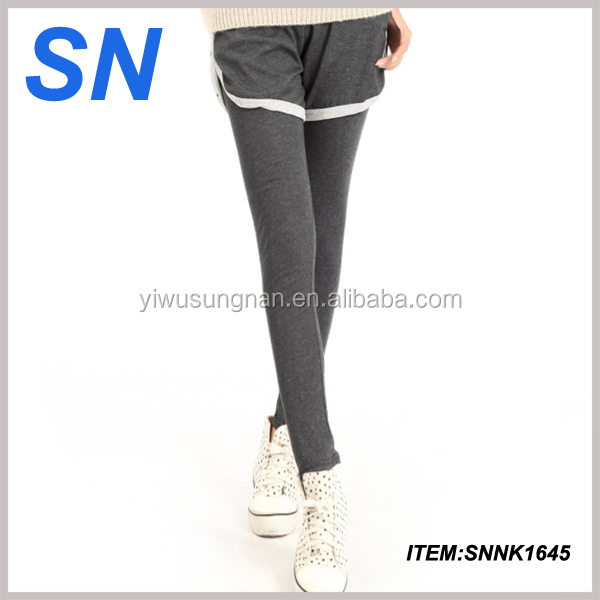 Women Cotton Leggings Warm Winter Leggings Fall Stretch Legging Skirts