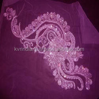 chiffon fabric drapes