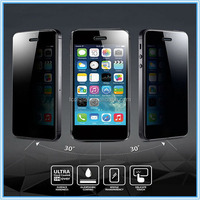 Anti-spy privacy premium tempered glass film screen protector for iPhone