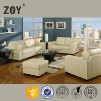 Synthetic Leather Living Room Furniture Sofa Sets For Home And Commercial ZOY-90710