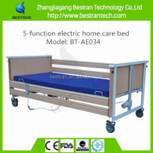 BT-AE034 5-function electric China Simple economic furniture for disabled people factories