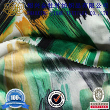 TR printed single jersey fabric