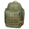 Military Bag With Molle Military ISO