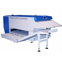 Industrial used hotel towel folding machine