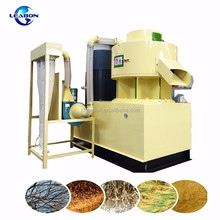 Agriculture Fields Biomass Waste Compress High Density Straw Hay Pellet Mill