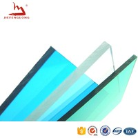 packing shed Sun polycarbonate sheet for greenhouse