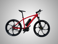 newest 26inch electric mountain bicycle e bike for adults
