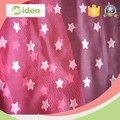 Stra Pattern Recycled Polyester Fabric Transparent Mesh Fabric