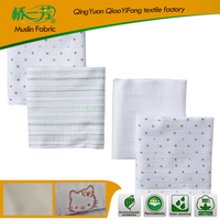 boys and girls Organic/Gots Swaddle Blankets Newborn Cotton Baby Muslin Blanket Spain