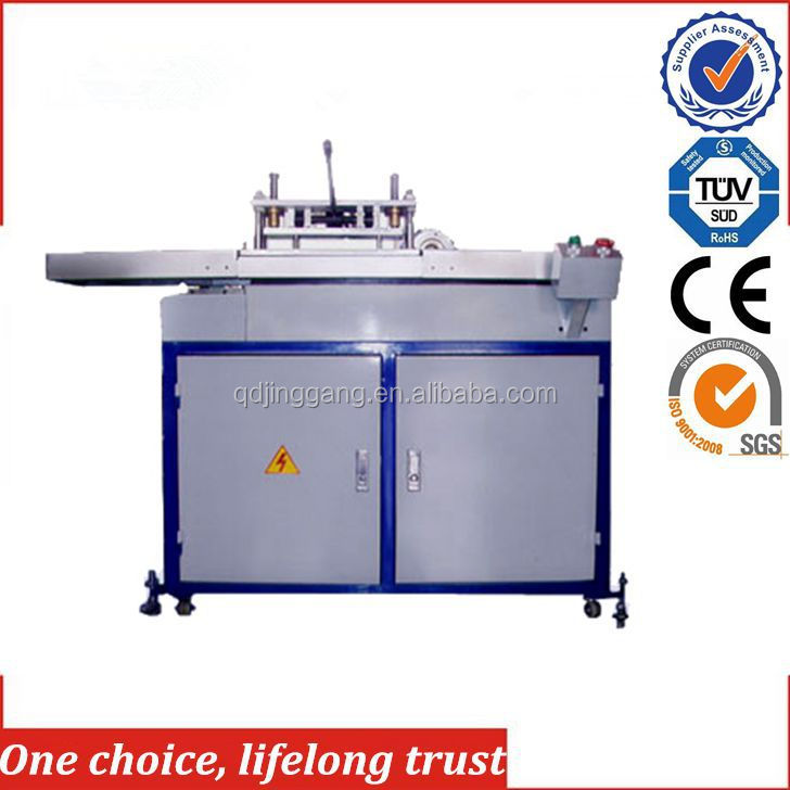 TJ-38 Perfect book binding press machine