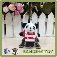 2015 Stuffed Soft Small Panda Plush Toy