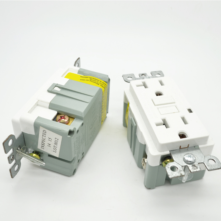 List manufacturers of a v gfci receptacle buy