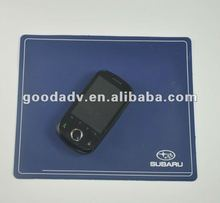 2012 factory customized anti slip mobile pad