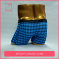 Wholesale check effect free sample men's boy's /boxer briefs/underwear/briefs