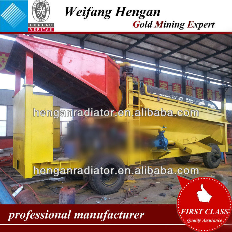 Mining equipments alluvial gold mine buyer