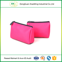 Custom color promotion cosmetic or gift fashion eco transparent pvc cosmetic bag