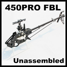 Mystery Align 450Pro flybarless 450PRO FBL 3D RC Helicopter KIT Unassembled