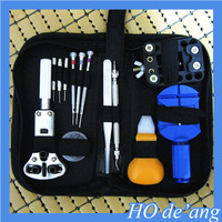 Hogift Multifunction watch repair tool,watch repair tool kit,watch repair set