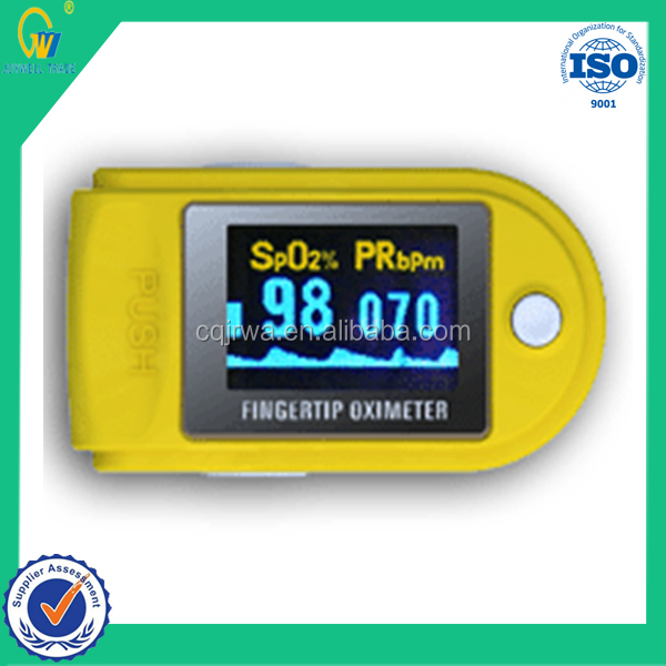 2014 CE&FDA Approved Portable Pulse Oximeter Automatic First-Aid