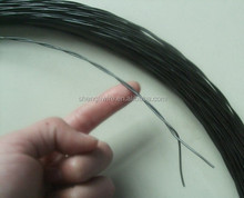 Black annealded twisted wire for binding