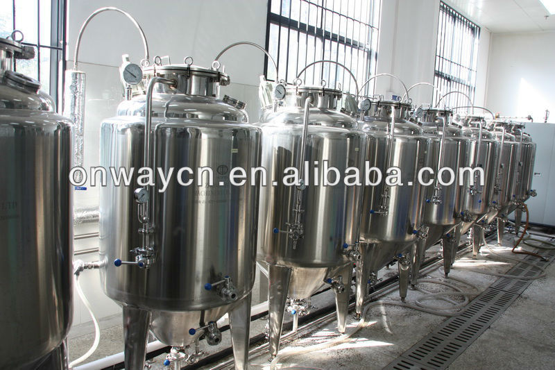 BFO the price fermentation tank