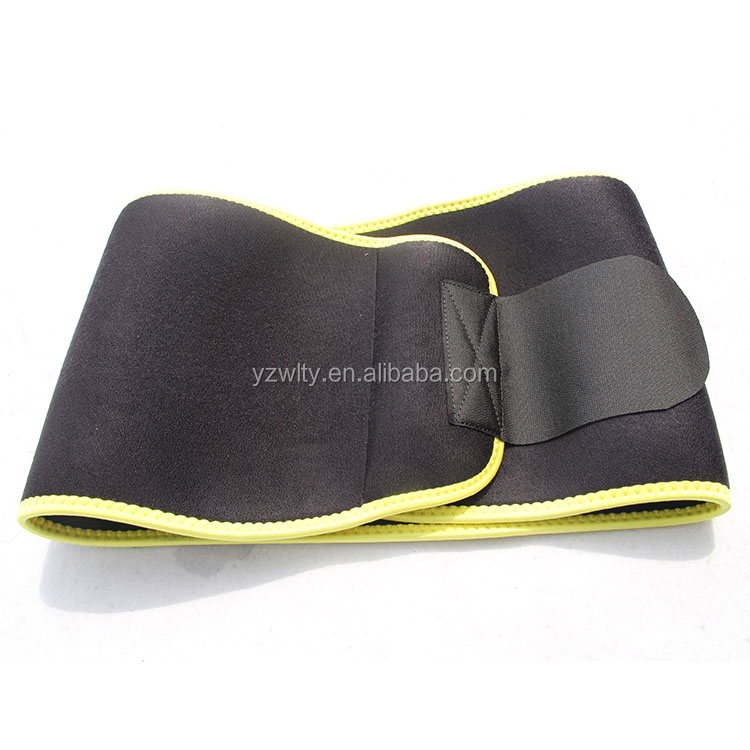 Neoprene Waist Trimmer Slimmer Belt For Men and Women