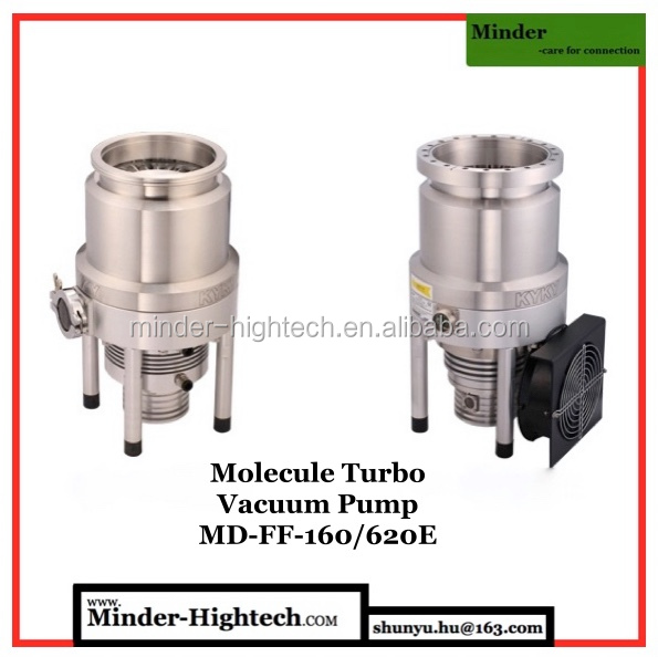 To: Mid east---- For producing thermal evaporator using Molecular vacuum pump