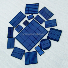 5V 6V 9V 12V Low Price Mini Solar Panel 1.5W 3W 5W 10W Solar Panel