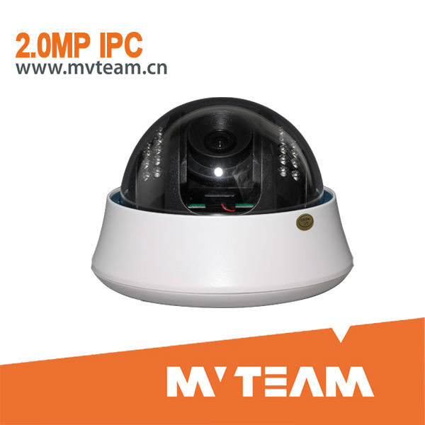 2 Megapixel Dome IP Camera With Counting, Face Detection Function