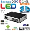 full hd proyector handheld home theater lcd projector 3d android led + lcd projector with wifi