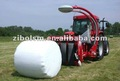Hay silage film for agriculture using