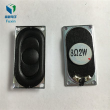 Most popular powered thin 2W 8 ohm dynamic speaker parts manufacture portable 4020 speaker